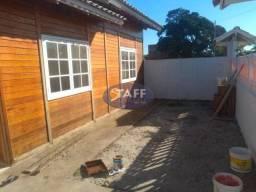 OLV#2#Casa de Madeira com 3 quartos, sendo 1 suíte à venda, - Unamar - Cabo Frio/RJ