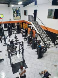 Academia Completa (somente equipamentos)