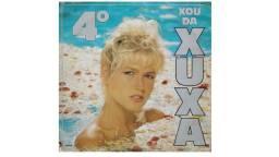 Disco Vinil Xou da Xuxa 4 Show da Xuxa Lp