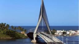 Seu paraíso na Costa do Cacau. Vendo Terreno Loteamento Pérola do Mar em Ilhéus - 457 m2