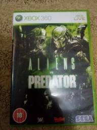 Aliens Vs Predador - X Box 360 - Original