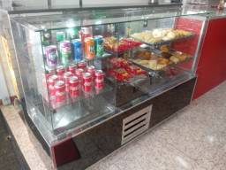 Balcões para padaria,confeitaria,lanchonete,pastelaria,açai,sorvete