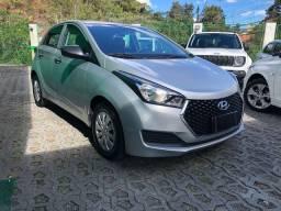 Hyundai HB20 1.0 Prata Completo 2019
