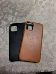 Capas Couro e Silicone Apple iPhone 11 Pro