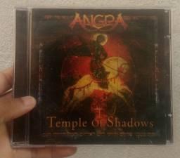 CD Angra - Temple of the Shadows (Metal)