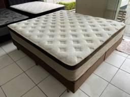 cama box king size - linda - entrego