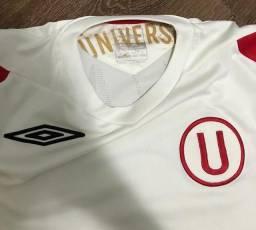 Camisa oficial Linha jogador Universidade 2007 TAM M