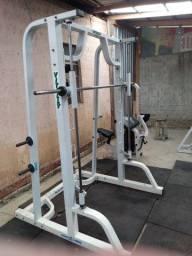Smith / musculação