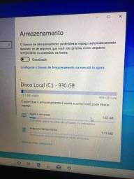Notebook Lenovo I5 8 geração