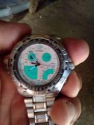 Vendo este relógio Citizen Aqualand tenperatu