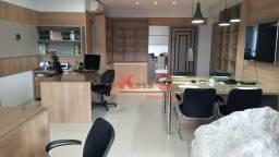 Título do anúncio: Sala, 50 m² - venda por R$ 350.000,00 ou aluguel por R$ 3.500,00/mês - Vila Matias - Santo