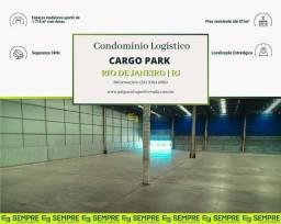 Título do anúncio: Galpão para alugar, 1716 m² por R$ 48.073,20/mês - Cordovil - Rio de Janeiro/RJ