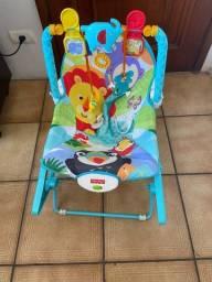 Cadeira de descanso e balanço Fisher-Price