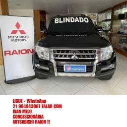 PAJERO FULL 2015 Com IVAN MELO Concessionária Mitsubishi
