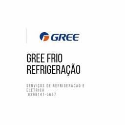 GREE FRIO REFRIGERAÇÃO
