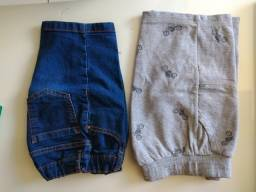 Kit bermuda Masculina Infantil 6 anos