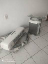 Ar condicionado Split Eletrolux 9.000 btus