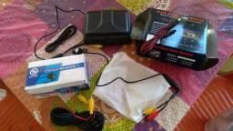 Sensor de Re com Monitor