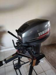 Motor 15 Yamaha de Anápolis