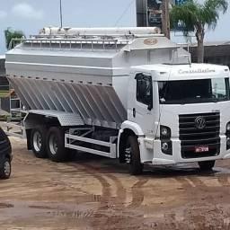 Caminhão 17250 no chassi