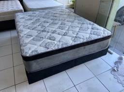 cama box queen size - top - entrego