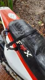 Título do anúncio: Moto bross 125 preparada para trilha.