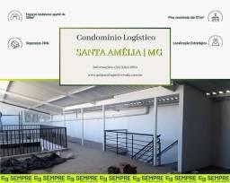 Título do anúncio: Galpão para alugar, 500 m² - Santa Amélia - Belo Horizonte/MG