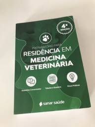 Preparatório para residência em medicina veterinária