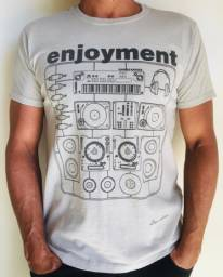 T-shirt Enjoyment DJ Music Play