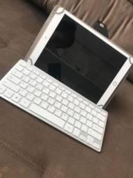 Capa e teclado IPAD7