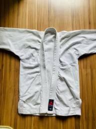 Kimono INFANTIL branco karate 01