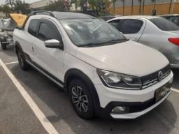 Título do anúncio: VW Saveiro Cross Cab. Dupla 2017