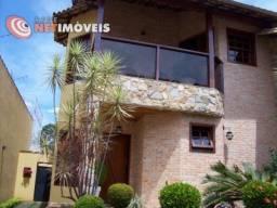 Casa à venda com 3 dormitórios em Castelo, Belo horizonte cod:57568