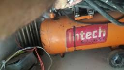 Título do anúncio: Vendo compressor automático 2pistolas