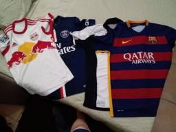 Camisas de futebol originais