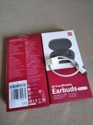 Airdots 2s original lançamento + Cabo USB tipo-C de brinde