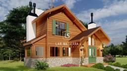 Casa com 3 dormitórios à venda, 127 m² por R$ 1.200.000,00 - Pinheiro Grosso - Canela/RS