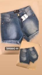Bermuda e calça jeans novos