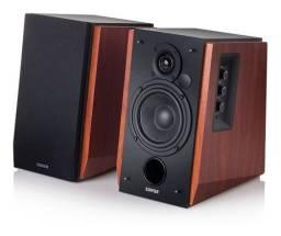 Monitor de Áudio Bluetooth EDIFIER R1700BT 66W RMS - Madeira