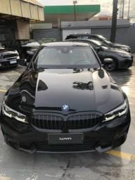 BMW 330I BLINDADO