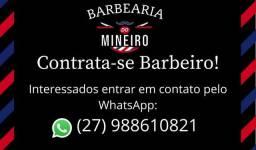 Título do anúncio: Contrata se barbeiro
