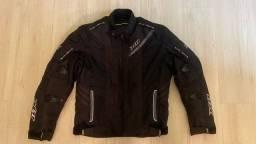 Título do anúncio: Jaqueta Evo 3 e calça Troy 2 G X11 excelente estado