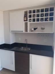 Bancada cozinha/churrasqueira