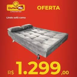 Lindo sofá cama