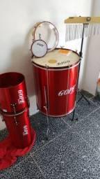 Percussão Gope completo obs na descrição