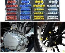Título do anúncio: Tampa para Parafusos moto e carros
