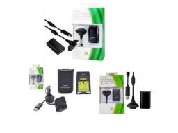 Título do anúncio: Kit bateria e carregador xbox 360