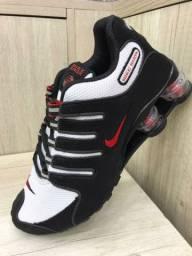 Tênis Nike Shox 4molas Flyp