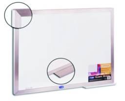 Quadro Branco 200x120cm Com Alumínio Extra - Cortiarte