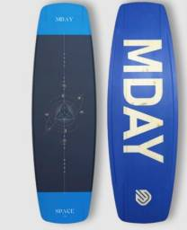 Título do anúncio: Prancha wakeboard  nova  Mdayboards Cable park  150 cm